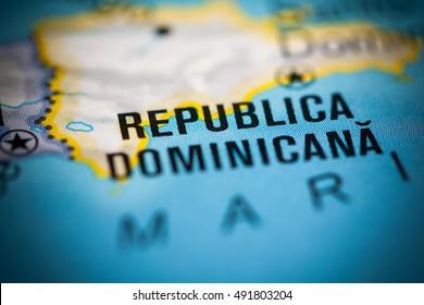 Dominican Republic. Central America.