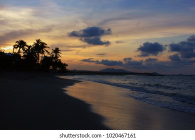 Dominican Republic Colorful Sunset