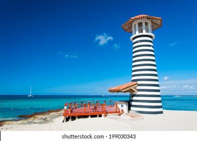 Dominican Republic Ocean Bar