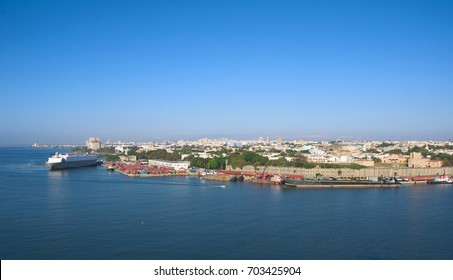 Dominican Republic - Santo Domingo - Tropical Caribbean Sea - Waterfront