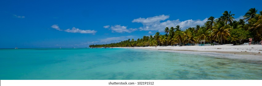 Dominican Republic Saona