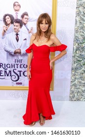 "Dominique Sharpe attends HBO's ""The Righteous Gemstones"" Los Angeles  Premiere at Paramount Studious, Los Angeles, CA on July 25 2019"