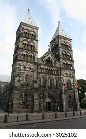 Domkyrkan - Cathedral of Lund (Sweden)