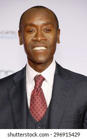 "Don Cheadle at the Los Angeles premiere of ""Iron Man 3"" held at the El Capitan Theater in Los Angeles, United States, 240413."