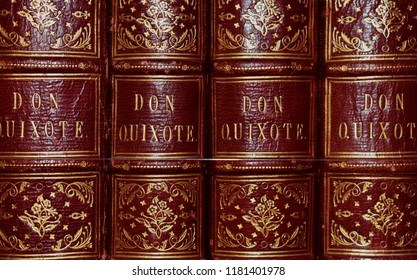 Don Quixote Antique Books