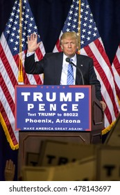Donald Trump immigration speech Phoenix, Arizona August 31, 2016