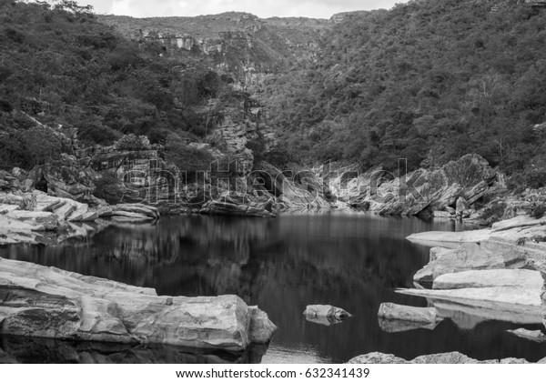 Donana river