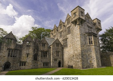 DONEGAL, IRELAND - AUGUST 18, 2006: Donegal Castle, in County Donegal.