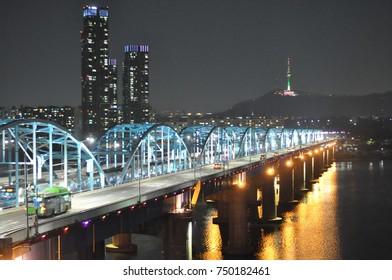 Dongjak Bridge