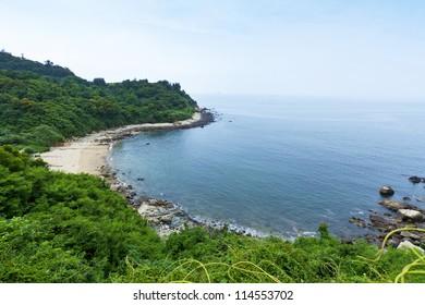 DongYin Coast line ,Matsu, Taiwan