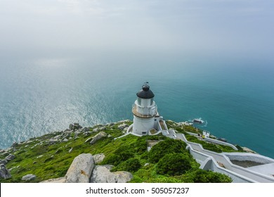 Dongyong Lighthouse in Dongyin, Matsu, Taiwan