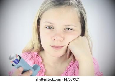 I don't like having asthma