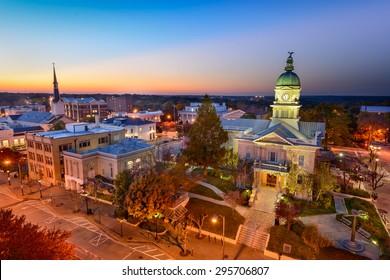 Dontown Athens Georgia