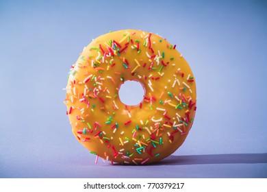 donut. sweet food. dessert.