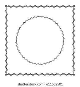 Doodle brush. Good for frames, borders