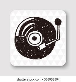 doodle music disk