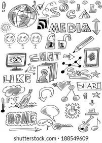 doodle social media