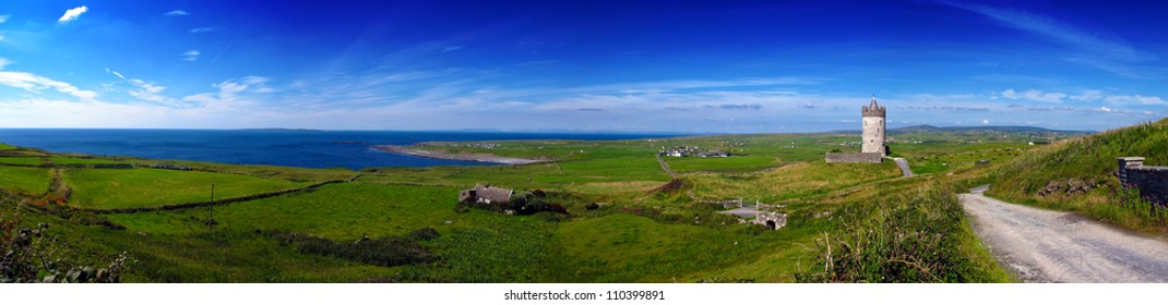Doolin co. Clare Ireland