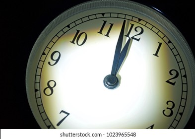 Doomsday Clock, Two Minutes To Midnight