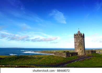 Doonagore Castle Doolin Co. Clare Ireland