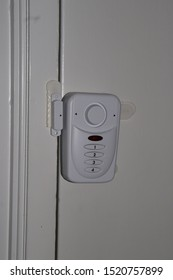 Door Alarm Chime Stick on Temporary Non Monitored Security System