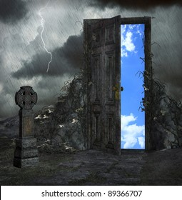 Door to a better place