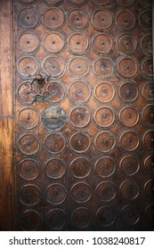 The door of the Dome of the Rock