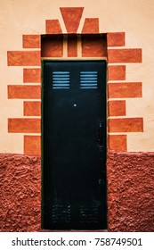 Door in Gran Canaria, Canary Island