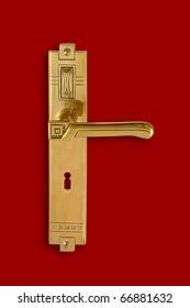 Door Handle, decorated, 05