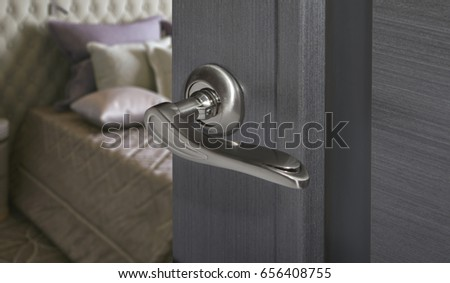 Door Handles Interior Product Photography Stock Photo Edit Now