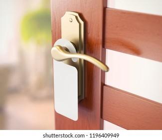 Door Hanger Leaflet