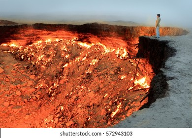 Door to Hell: Darvaza Crater