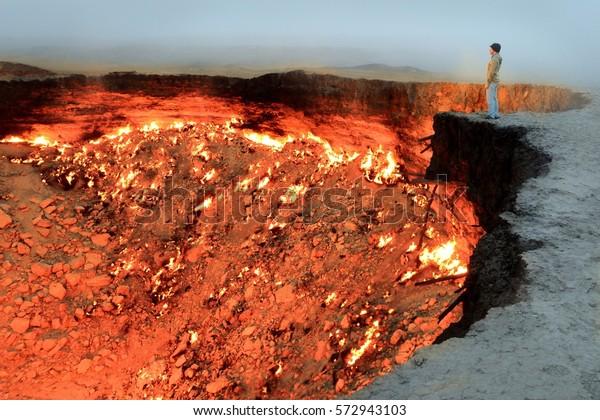 Door to Hell: Darvaza Crater