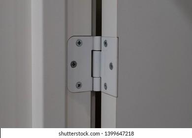 Door Hinge White Interior Door