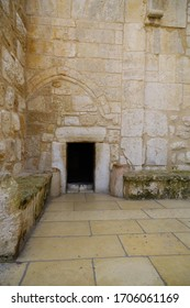 The Door of Humility, Betlehem, Israel