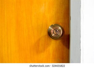 Door Key of home
