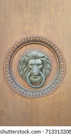 Door knob, Vienna, Austria