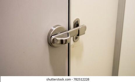 Door Lock. door knob.