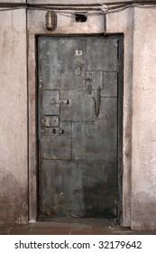 The door in prison