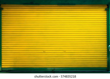 door shutter for shop