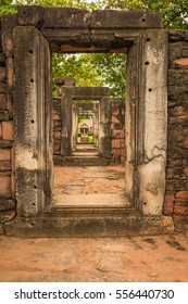 door stone of thailand
