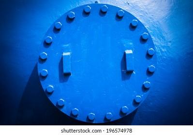 The door of water warehouses
