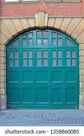 door to William Morris' first garage in Oxford one of the top ten of important sites that have shaped England's trade and industry where he built his first motor car the Oxford Bullnose in 1912