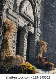 Doors to Church