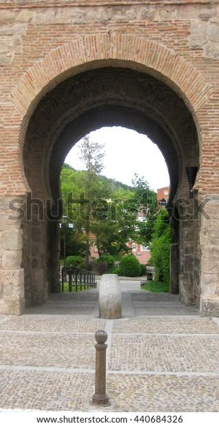 Doors wall.