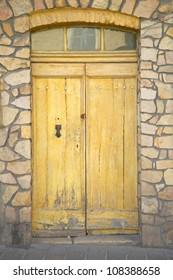 Doorway, France