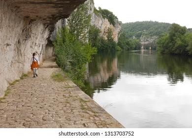 Dordogne region of france