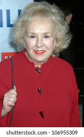 Doris Roberts  at the Los Angeles Premiere of 'Milk'. Academy of Motion Pictures Arts And Sciences, Beverly Hills, CA. 11-13-08