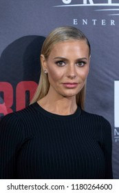 """Dorit Kemsley attends  Skyline Entertainment's  """"The ToyBox"""" Los Angeles  Premiere at Laemmle's NoHo 7, North Hollywood, California on September 14th, 2018"""