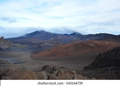 Dormant Volcano Haleakala